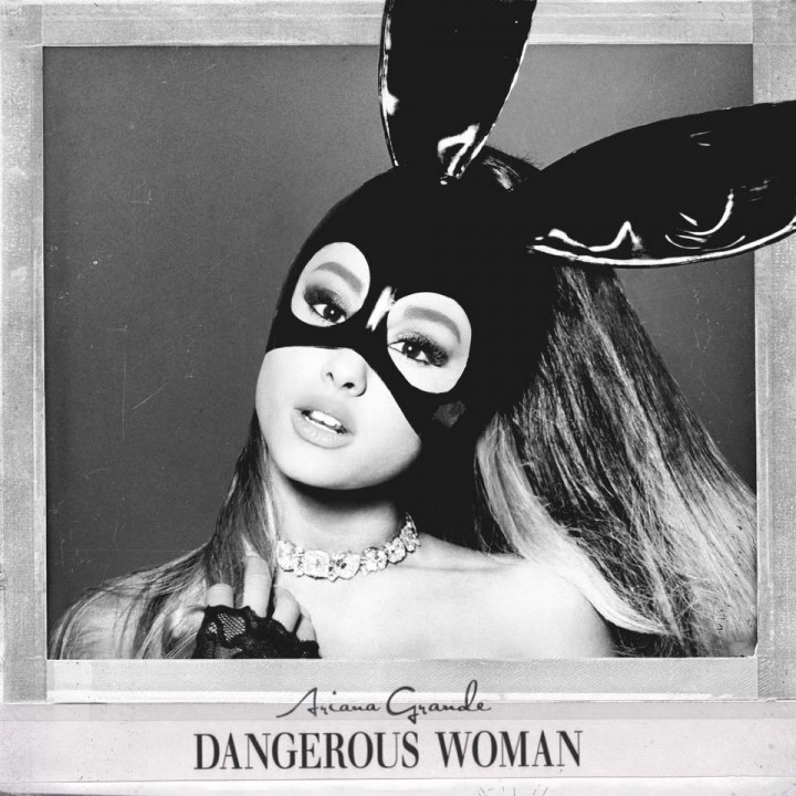 Ariana Grande Dangerous Woman Albumcover