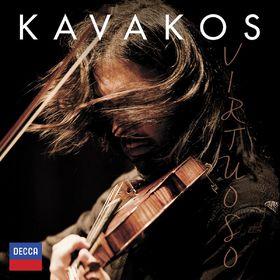 Leonidas Kavakos, Virtuoso, 00028947893776