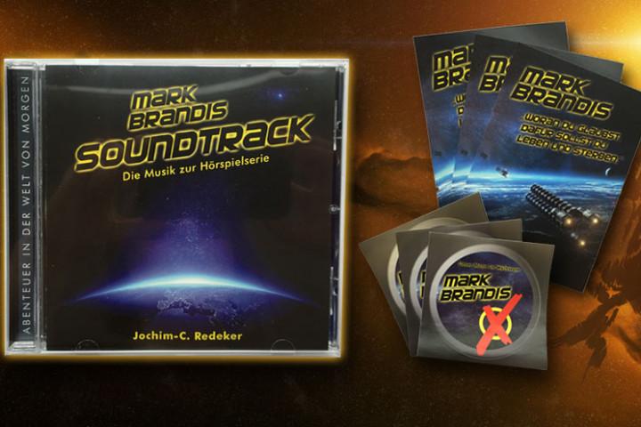 Mark Brandis_Gewinnspiel Soundtrack