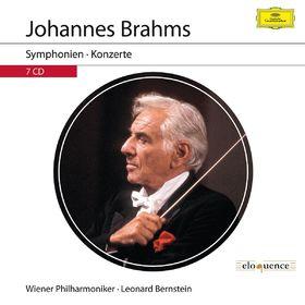 eloquence, Johannes Brahms: Symphonien & Konzerte, 00028947959557