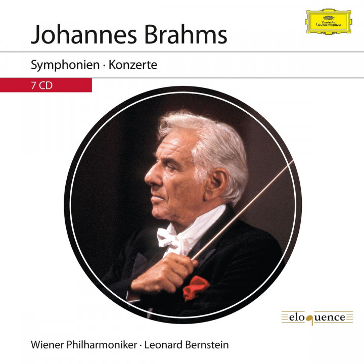 Johannes Brahms: Symphonien & Konzerte