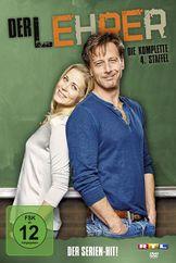 Der Lehrer, Der Lehrer - die komplette 4. Staffel (RTL), 00602547789082