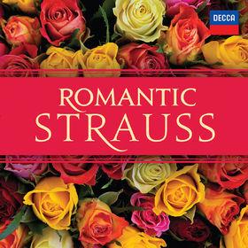 Luciano Pavarotti, Romantic Strauss, 00028947876694
