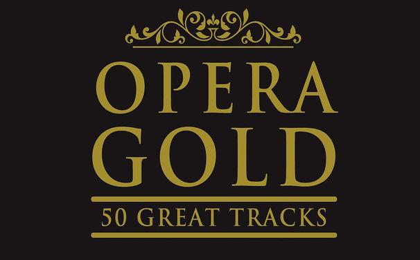 Diverse Künstler, Goldene Zeiten: Die Box-Edition Opera Gold: 50 Great Tracks