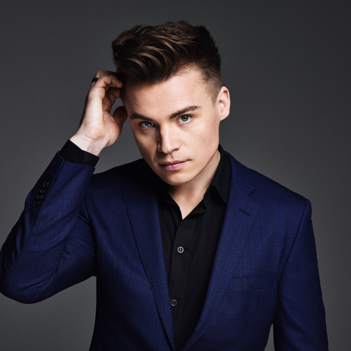 Shawn Hook 2016