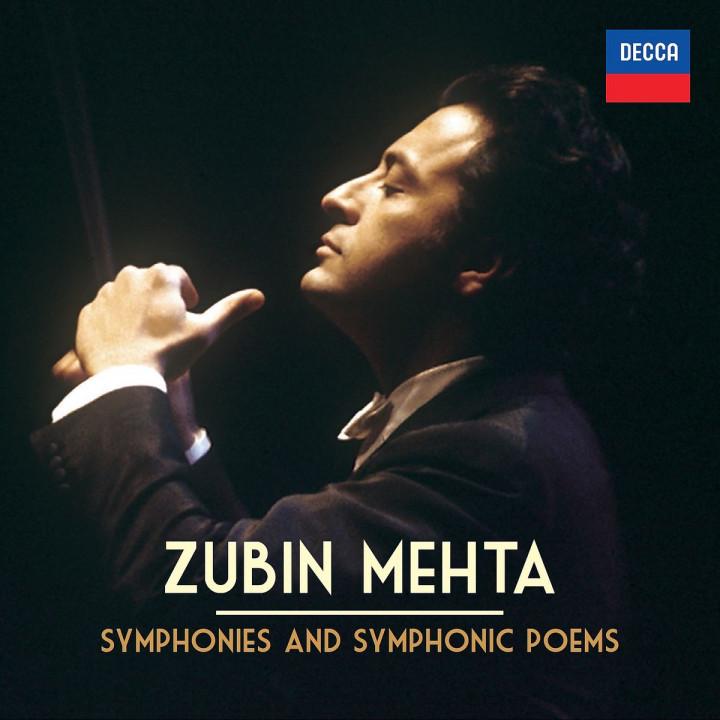Zubin Mehta: Sinfonien & Tondichtungen