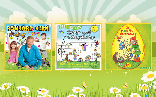 Various Artists, Geschenk- und Bastelideen zu Ostern