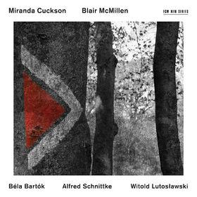 ECM Sounds, Béla Bartók / Alfred Schnittke / Witold Lutoslawski, 00028948117888