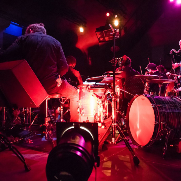 Nik Bärtsch, Yellow Lounge