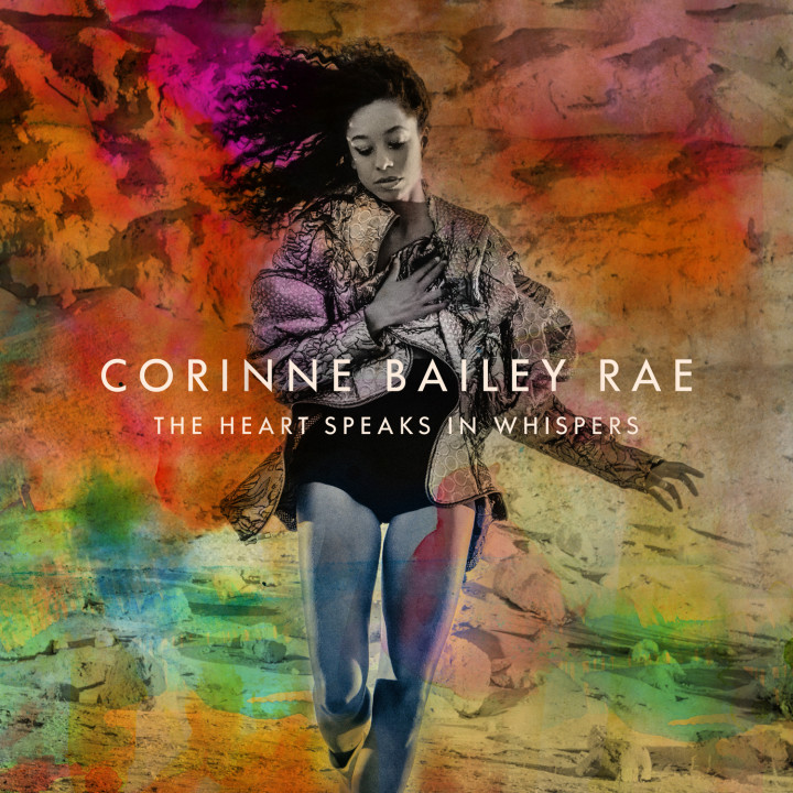 Corinne Bailey Rae - The Heart Speaks In Whispers - Cover