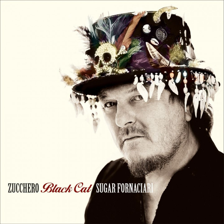 Zucchero Black Cat Albumcover