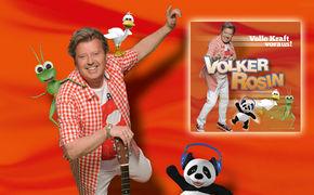 Volker Rosin, Volle Kraft voraus! – Mit Volker Rosins neuem Album jetzt in den Frühling starten