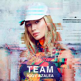 Iggy Azalea, Team, 00602547870414