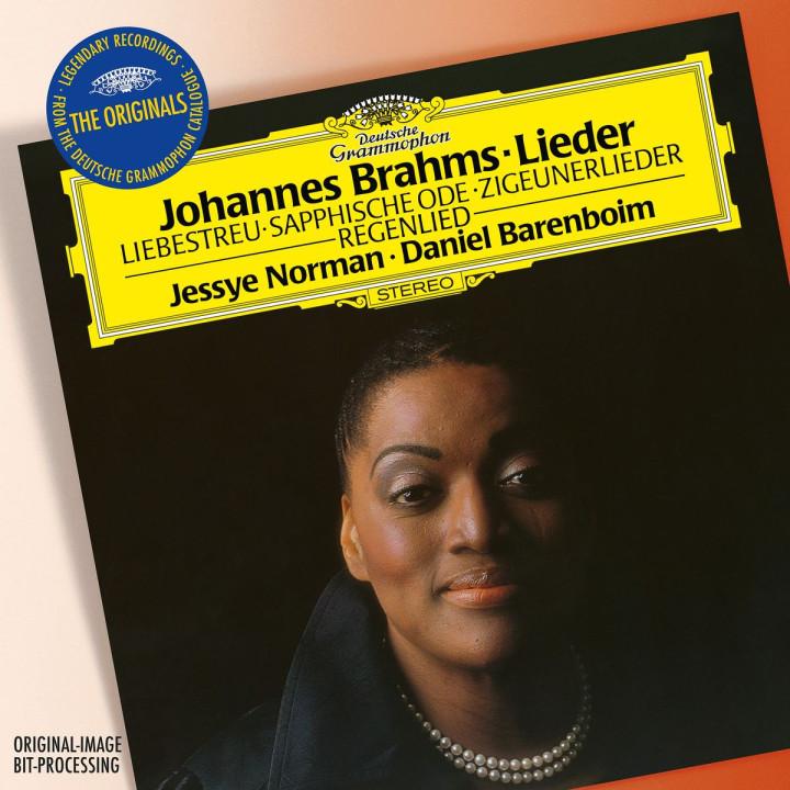 Johannes Brahms Lieder