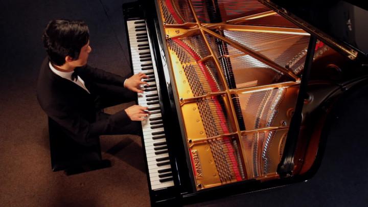 Frédéric Chopin - Mazurka no.2, op.17