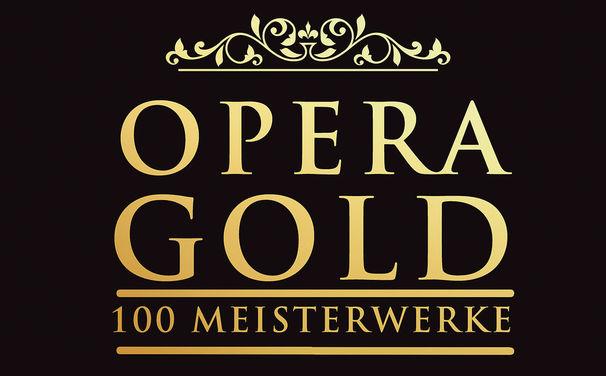 Diverse Künstler, Digitales Goldstück: Deccas Edition Opera Gold - 100 Meisterwerke