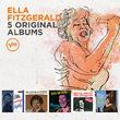 Ella Fitzgerald, 5 Original Albums, 00600753596289