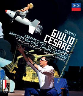 Cecilia Bartoli, Handel: Giulio Cesare, 00044007438596