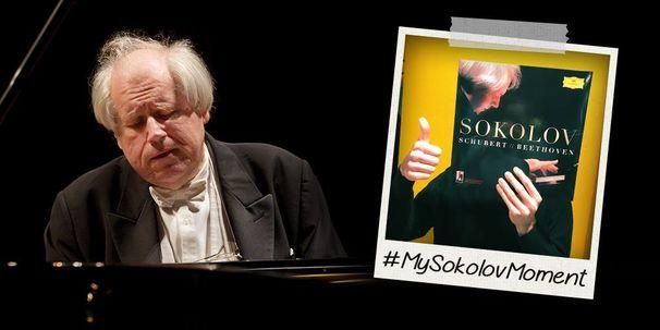 Grigory Sokolov, Moment mal! Fotowettbewerb mit dem russischen Starpianisten Grigory Sokolov