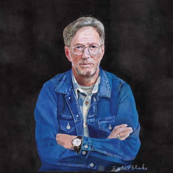Eric Clapton, Eric Clapton I Still Do Albumcover