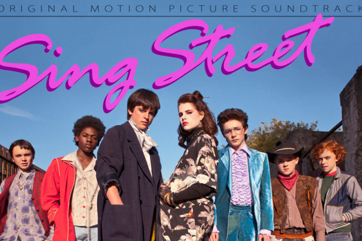 Sing Street (Cover)
