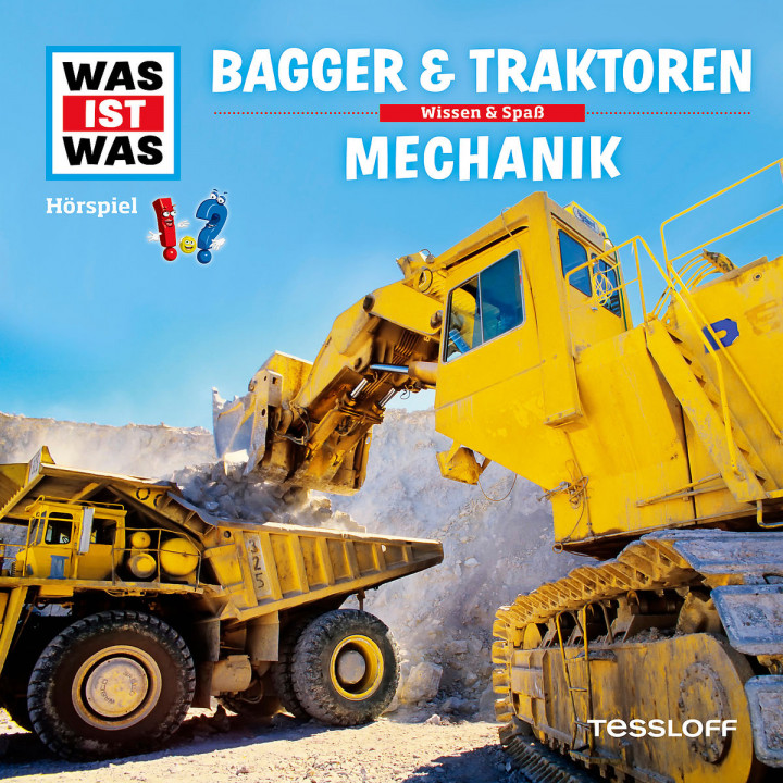 46: Bagger & Traktoren / Mechanik