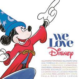 Disney, We Love Disney Latino, 00602547615046