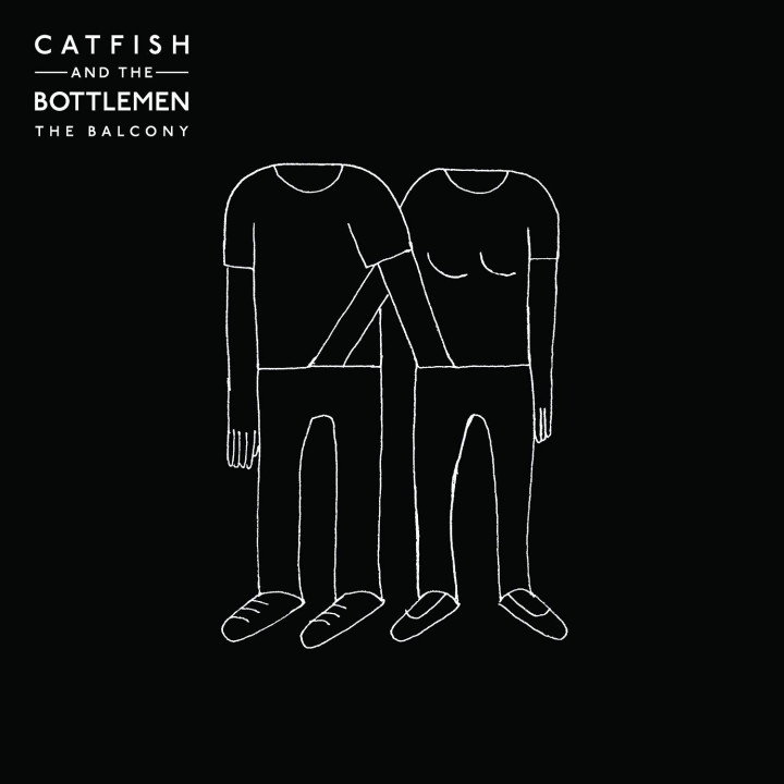 Catfish And The Bottlemen The Balcony Albumcover