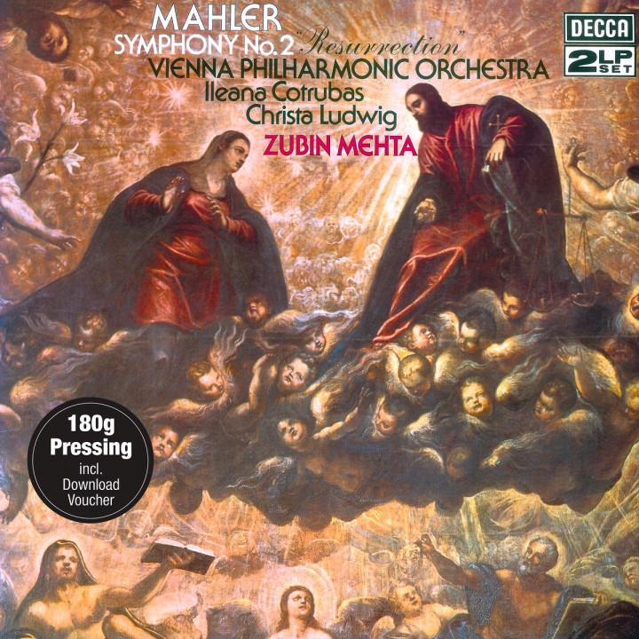 Sinfonie Nr. 2 (Vinyl)