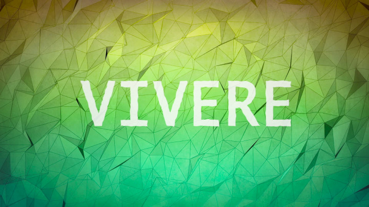 Vivere (Lyric Video)