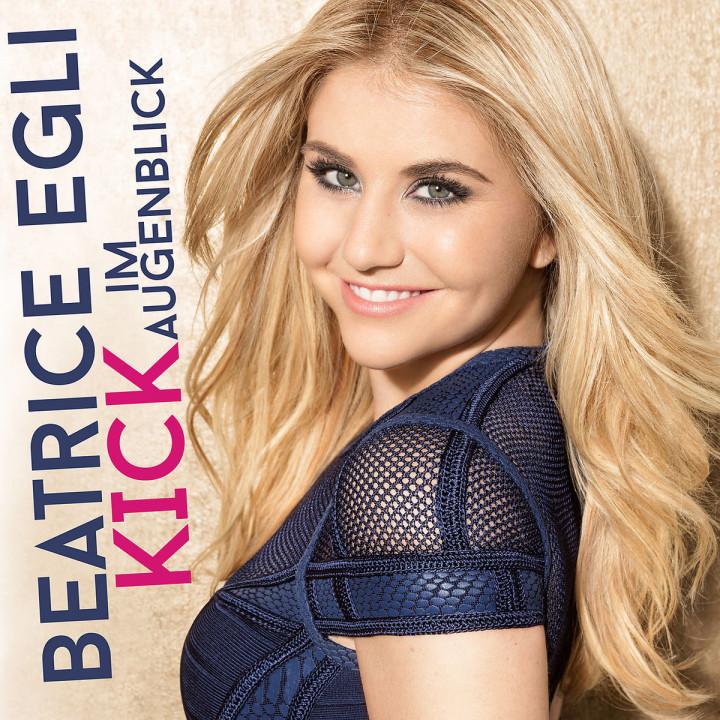 """Kick im Augenblick"" Album Cover"