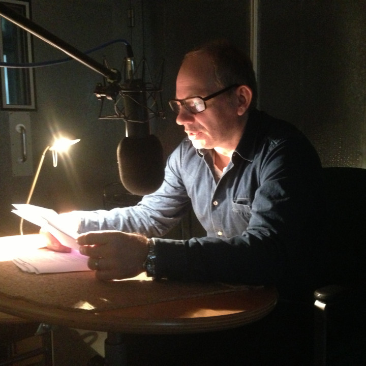 Mark Brandis – Raumkadett—Sprachaufnahmen 8