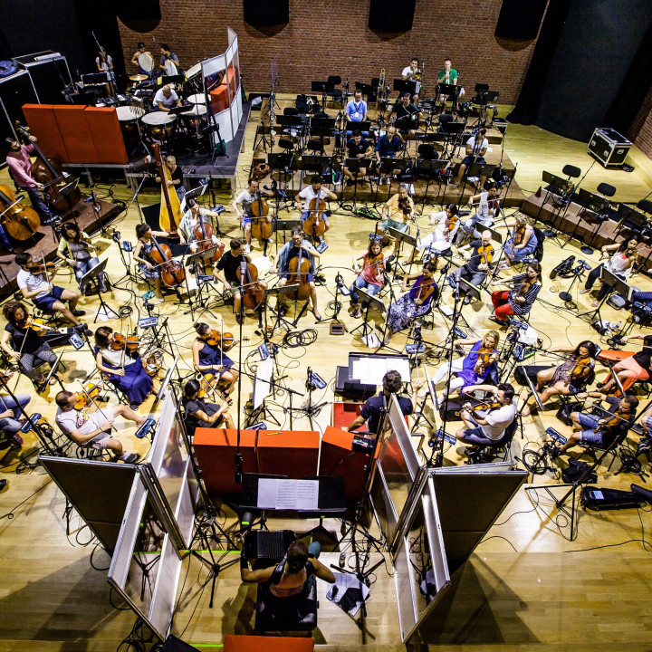 Ksenija Sidorova, Sascha Goetzel, Borusan Istanbul Philharmonic Orchestra