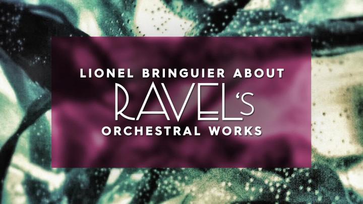 """Lionel Bringuier über """"Ravel's Orchestral Works"""" (Trailer)"""