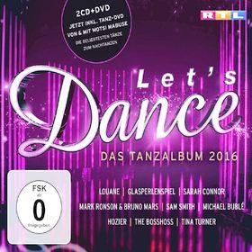 Let's Dance, Let's Dance - Das Tanzalbum 2016, 00600753688830