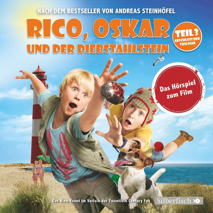 Rico, Oskar und der Diebstahlstein (Filmhörspiel)