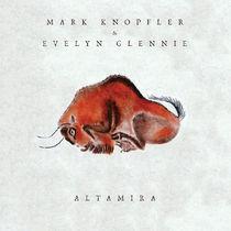 Mark Knopfler, Mark Knopfler & Evelyn Glennie präsentieren den Soundtrack zum Kinofilm Altamira