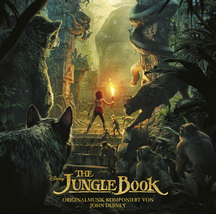 OST: The Jungle Book