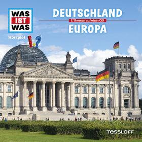 Was ist Was, 34: Deutschland / Europa, 09783788627355