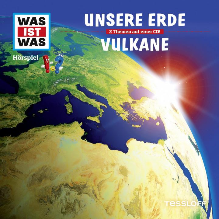 Folge 01: Unsere Erde/ Vulkane