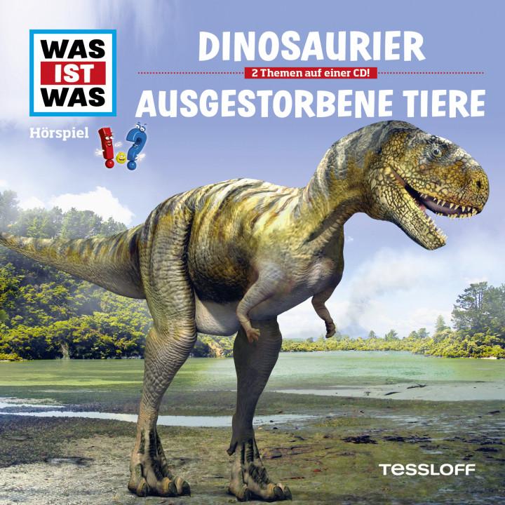 Folge 08: Dinosaurier/ Ausgestorbene Tiere