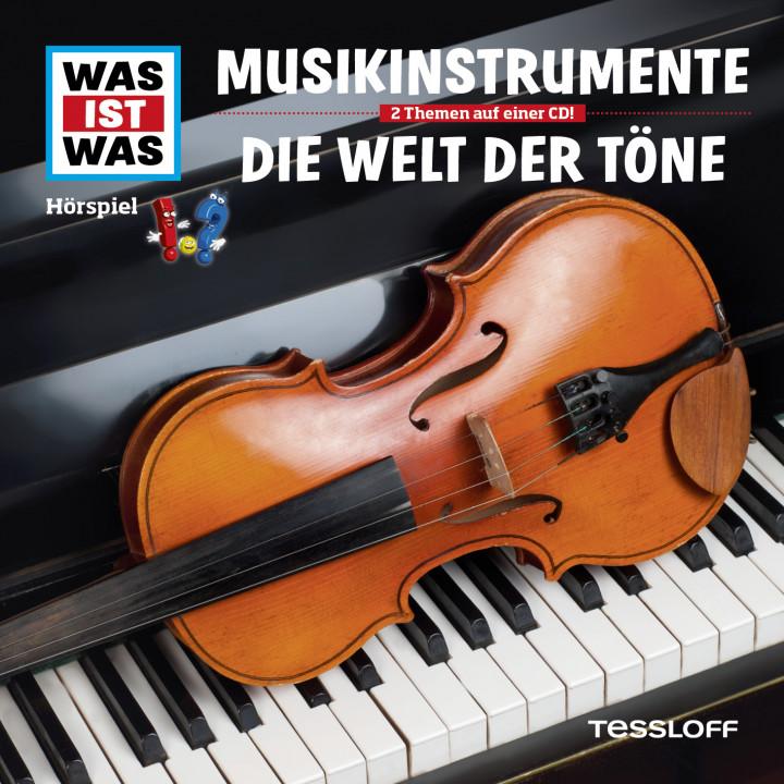Folge 43: Musikinstrumente/ Die Welt der Töne