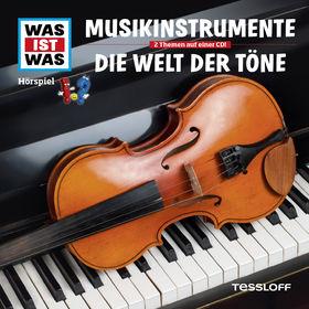 Was ist Was, 43: Musikinstrumente/ Die Welt der Töne, 09783788627447