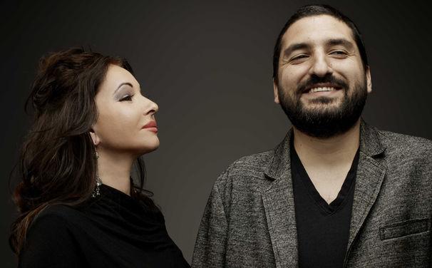 Natacha Atlas, Melancholisch und modern - Natacha Atlas sprengt Musikgrenzen