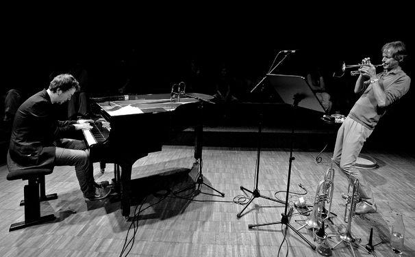 Markus Stockhausen, Intime Dialoge - Debüt eines außergewöhnlichen Duos
