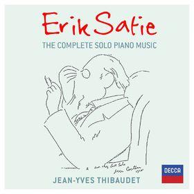 Jean-Yves Thibaudet, Erik Satie: Sämtliche Werke für Klavier, 00028948302369