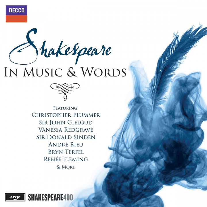 Shakespeare In Music & Words