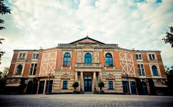 Richard Wagner, Ring des Nibelungen bei Bauarbeiten am Richard-Wagner-Festspielhaus Bayreuth gefunden