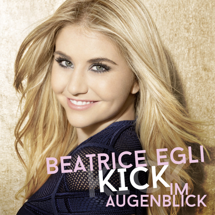 """Kick im Augenblick"" Single-Cover"