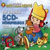 Der kleine König, Die große 5-CD Hörspielbox Vol. 1, 00602547881489